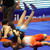 Iran Wins Wrestling Freestyle Clubs Cup Title