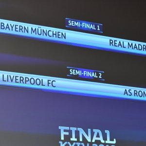 Teams Know Opponents in Semifinal Clashes