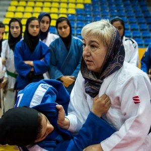Judo Federation Hires Uzbek Coaches