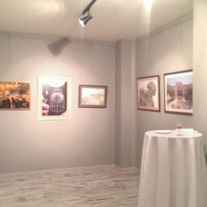 A view of the exhibit 'Mehr'