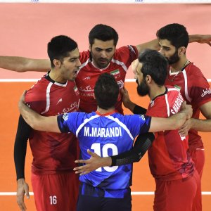 Iran Beats Argentina  in Five-Set Thriller