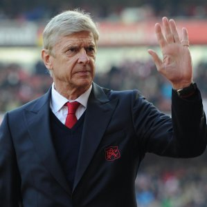 Wenger May Leave Arsenal in Summer