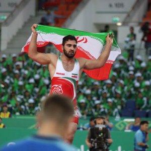 Iran Wrestlers, Boxers Shine in Ashgabat