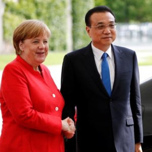 German Companies Clinch Major Chinese Deals