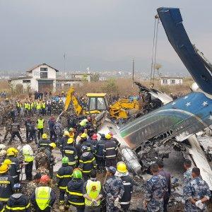50 Dead After Plane Crash at Nepal's Kathmandu Airport