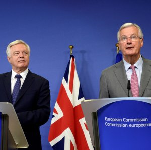 Brexit Talks Start  With 20 Months To Go