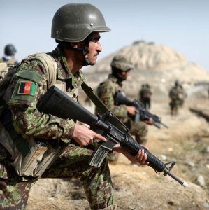 Afghan security forces (File Photo)