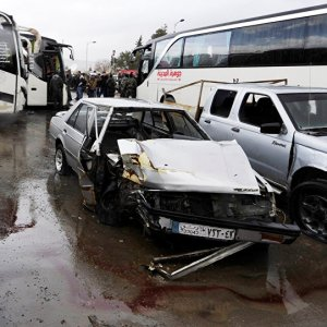 Al-Qaeda-Linked Group Claims Damascus Attacks