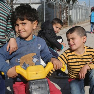 40% of Syrian Children in Turkey Not in School