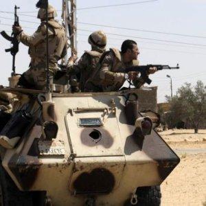Egyptian Soldiers Kill Unarmed Men in Leaked Video
