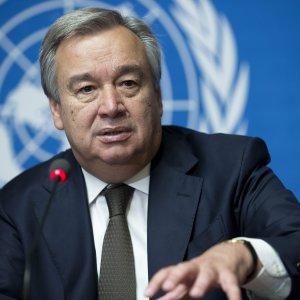 Guterres Defends Choice of Palestinian as  UN Envoy