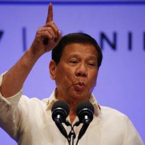 HRW Slams Trump Invitation for Duterte