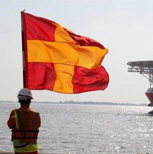 Malaysian aid ship for Rohingya Nautical Aliyaarrives in Yangon.