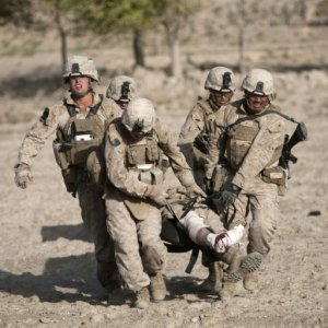 US Marines Return to Helmand Province
