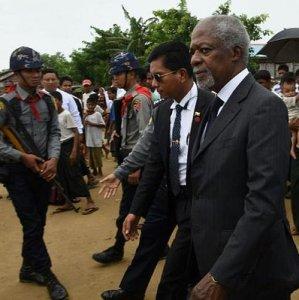 Myanmar Begins Shuttering Three Rakhine Camps