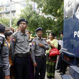 Myanmar Arrests Nationalists for Attacking Muslims