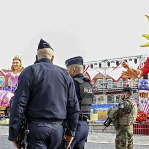 Carnival in Nice Under High Security