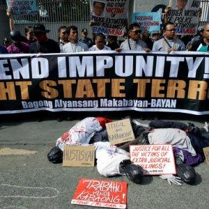 Philippine Catholic Church Slams Duterte's War on Drugs