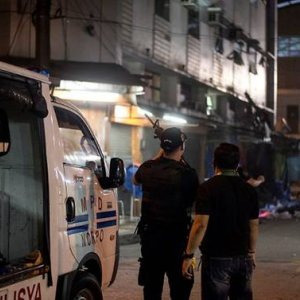 2 Killed in Manila Twin Blasts