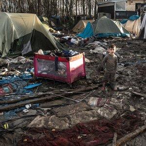 The Dunkirk refugee camp