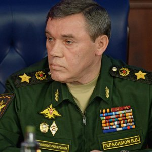 Russian General Staff chief, Valery Gerasimov