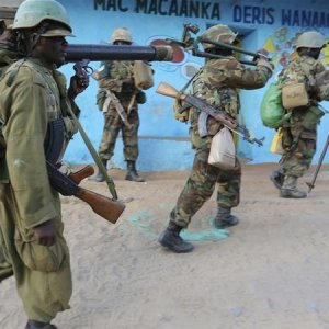 US Troops to Help Somalia Fight al-Shabaab