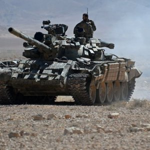 Syrian Army continues to advance east of Palmyra. (File Photo)