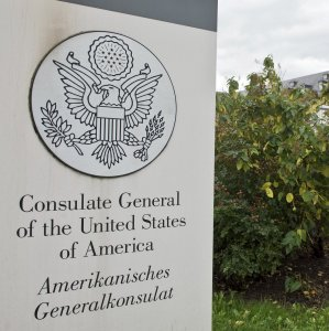 "US consulate in Frankfurt, Germany, used as a ""covert base"" for hackers in Europe, the Middle East and Africa."