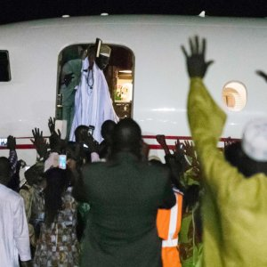 Gambia Crisis Ends as Jammeh Quits