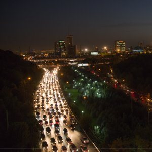 Traffic Snarls Cost Tehran Commuters 200 Hours Yearly