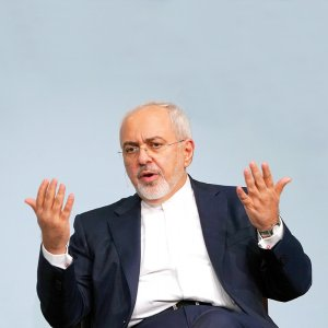 Zarif Says High Time for  Europeans to End Passivity