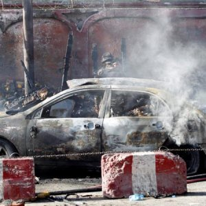 Deadly Blast Hits Afghanistan's Jalalabad