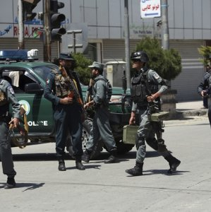 Kabul has recently seen an increase in terrorist attacks.