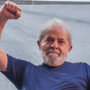 Brazil's Lula Launches Presidential Candidacy From Prison
