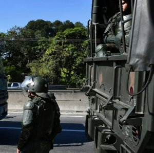 Brazil's Strike Chaos Stirs Military Coup Talk