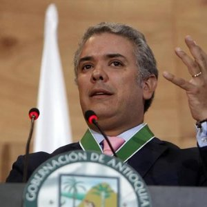Colombia President-Elect Picks Peace Pact Critic as Defense Chief