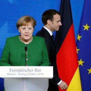 Germany Hits Brakes on Macron's EU Dreams