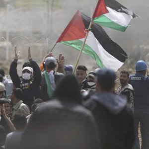 Israel Again Targets Peaceful Protests With Live Ammo