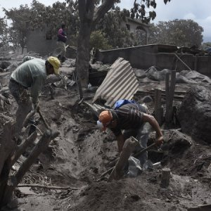 New Volcano Evacuations in Guatemala