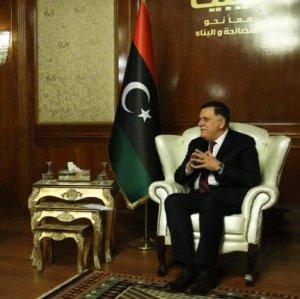 EU's Mogherini Visits Libya  to Reopen Bloc's Mission