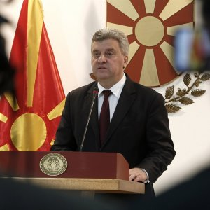 Macedonia's President Rejects Name Deal
