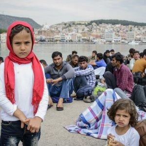 Refugees Increasingly Entering Greece Via Land Routes