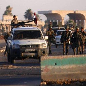 In Major Victory for Assad: South Syrian Rebels Agree Surrender Deal