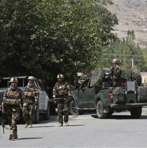 Mattis: Further Taliban Assaults Likely in Coming Weeks