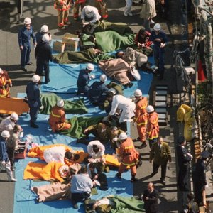 Japan Executes Sarin Attack Cult Leader, Six Followers