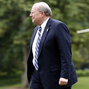 Donald Trump Loses Top Operations Official
