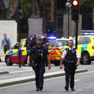 Suspected Terror Attack Injures Pedestrians Outside UK Parliament