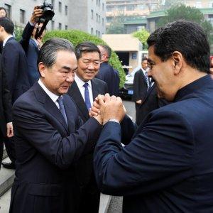 Venezuela's Maduro Meets China's Xi on Trip to Deepen Ties