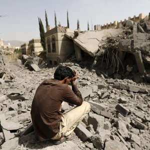 With logistical support from the United States, Saudi Arabia and  the UAE have carried out attacks in Yemen since March 2015.