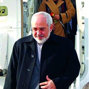 Zarif in Turkey for Syria Talks